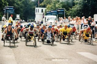 Participants of Liverpool Road Race