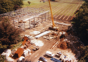 Construction of Sports Academy