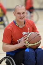 Inclusive Sport Development Foundation Degree student