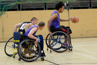 Choices Wheelchair Basketball Club