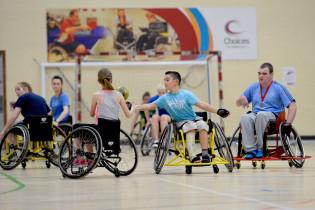 Choices Wheelchair Handball Club