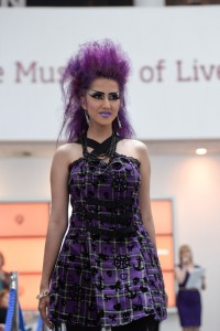 Greenbank College Hair Show at Museum of Liverpool